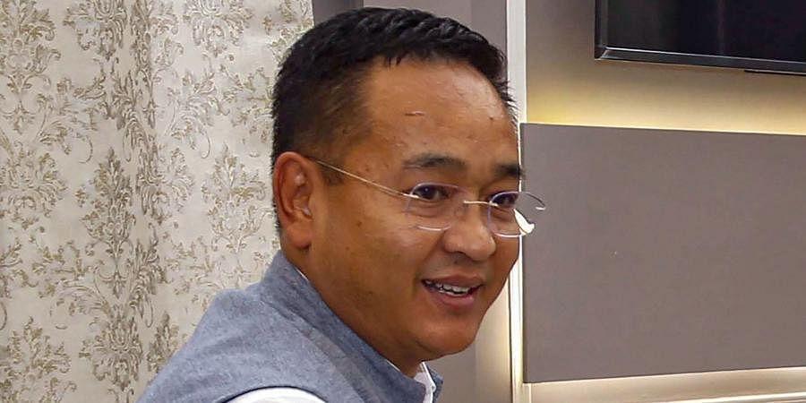 Sikkim CM Prem Singh Tamang