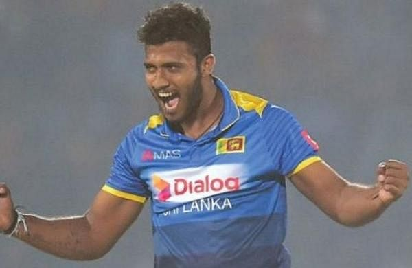 Sri Lanka cricketer Shehan Madushanka held on drug charge