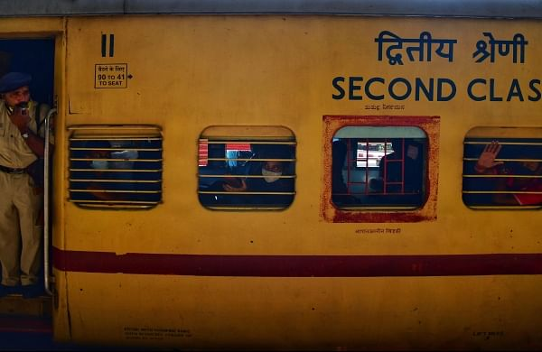 Audio of IAS officer telling migrant to jump off train in Jharkhand goes viral on social media