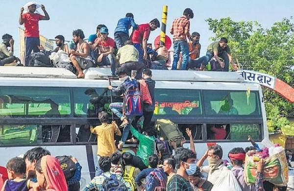 196 migrants killed in road accidents during lockdown