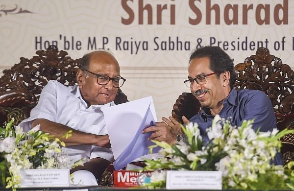 Uddhav Thackeray meets Sharad Pawar, Shiv Sena says Maharashtra government strong