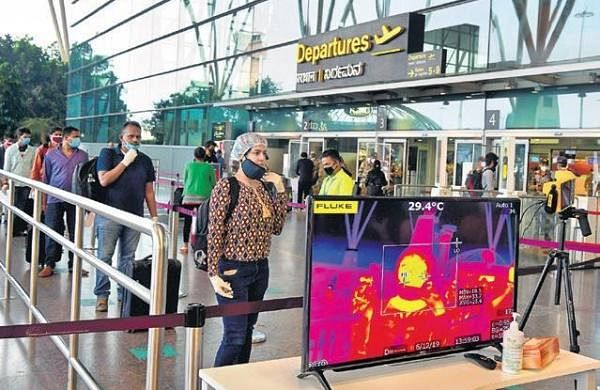 Chaos, confusion at airports as domestic services begin, loads of flights cancelled