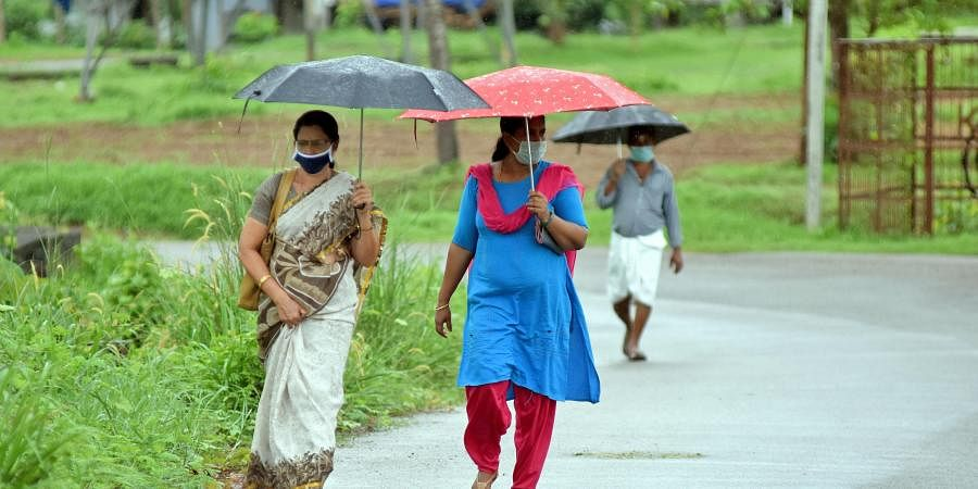 With cases increasing in Kerala as more people arrive from abroad and other states wearing mask gains even more importance.