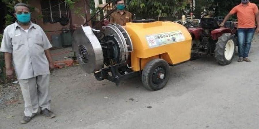Nashik tractor