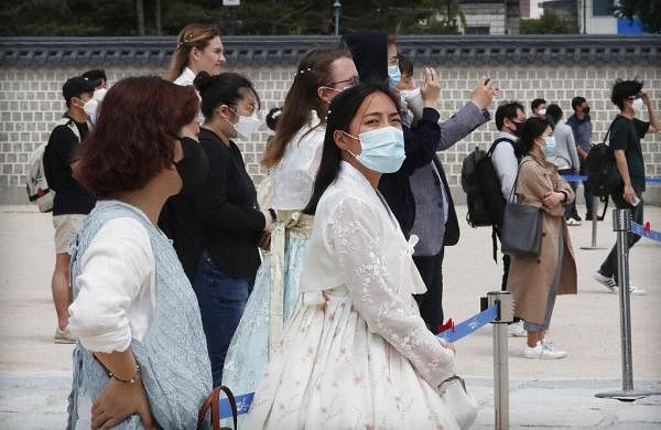 South Korea reports 40 new coronavirus cases, biggest jump in nearly 50 days