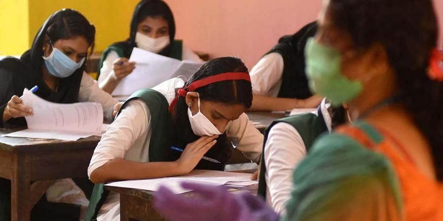 Class 10, 12 students board exams