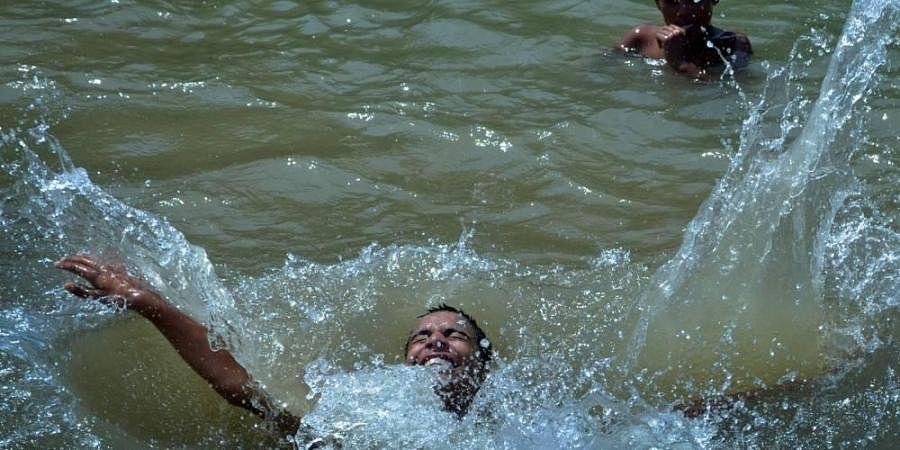 heatwave, India summers