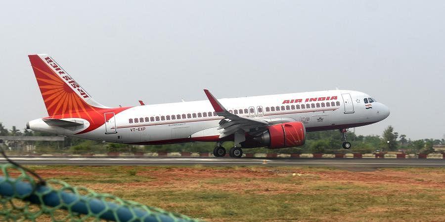Flight, Airport, Air India