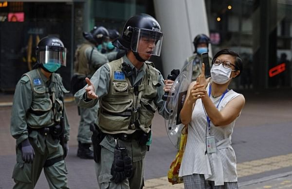 'Urgent global concern': US calls for UNSCmeeting on Hong Kong after China drafts securitylaw