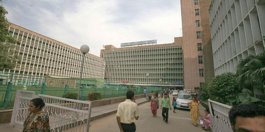 The All India Institute of Medical Sciences (AIIMS) in Delhi