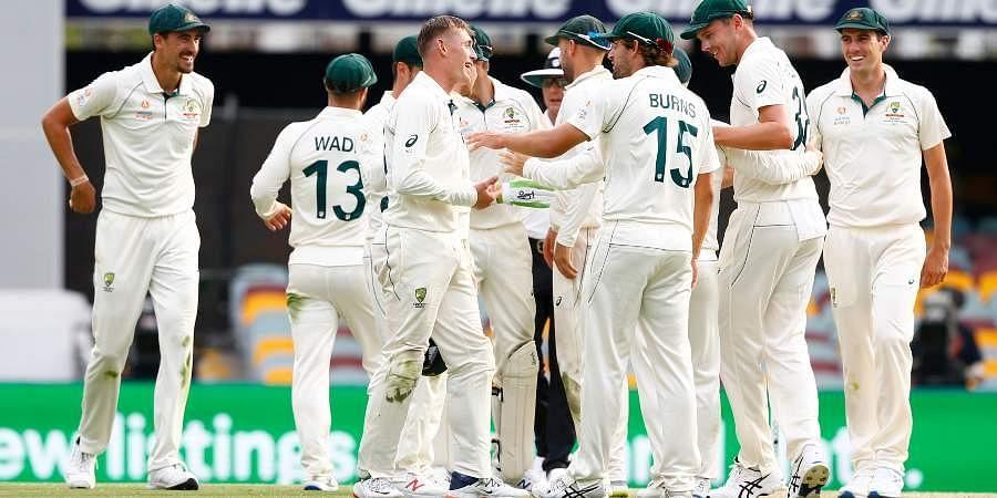 Cricket Australia Test Team