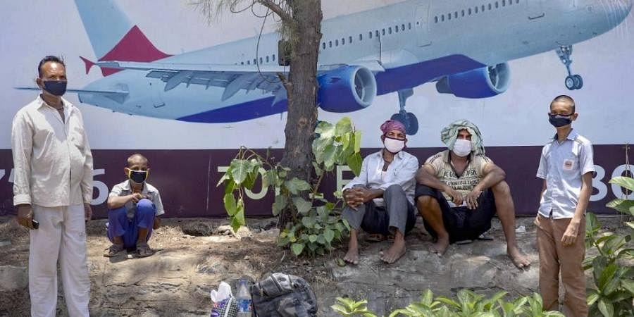 Navi Mumbai, migrants crisis