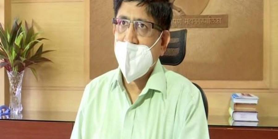 Pune Municipal Commissioner Shekhar Gaikwad
