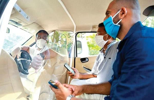 Taxi services to resume in Ernakulam district from Monday