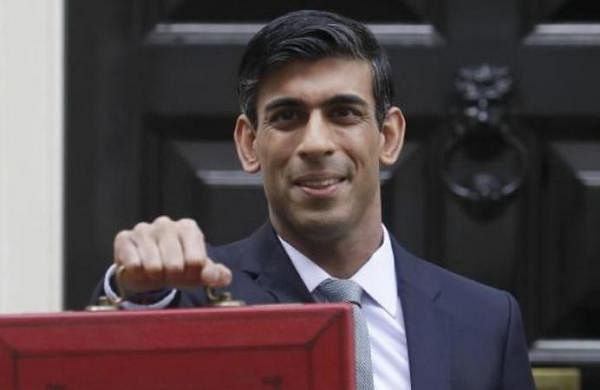 UK's COVID-19 job saving scheme to taper off from August: Rishi Sunak