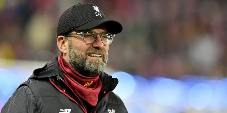 Liverpool gaffer Jurgen Klopp