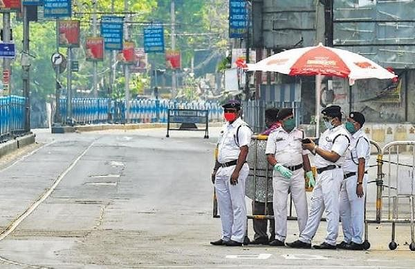 Seven policemen in Kolkata test positive for COVID-19