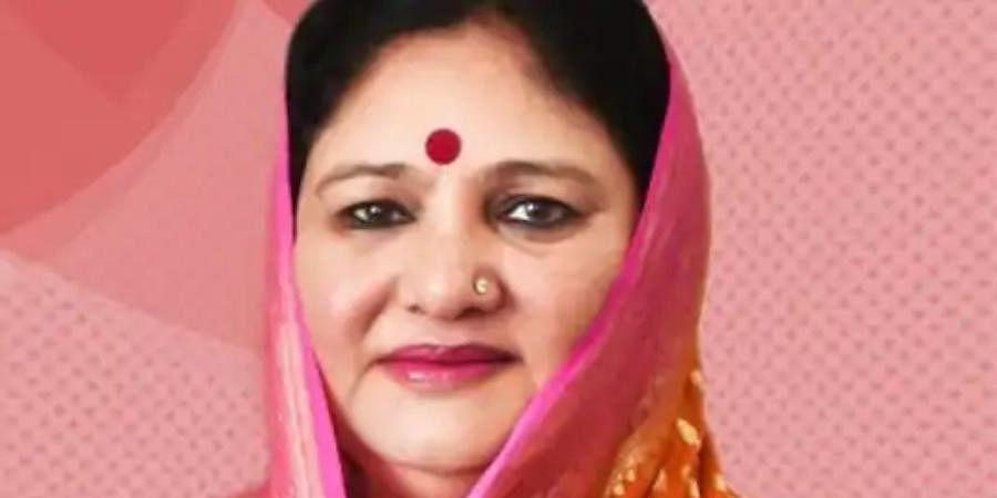 Uttarakhand Cabinet Minister Satpal Maharaj's wife Amrita Rawat