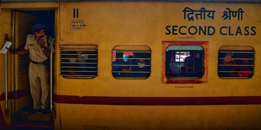 Shramik Special Train
