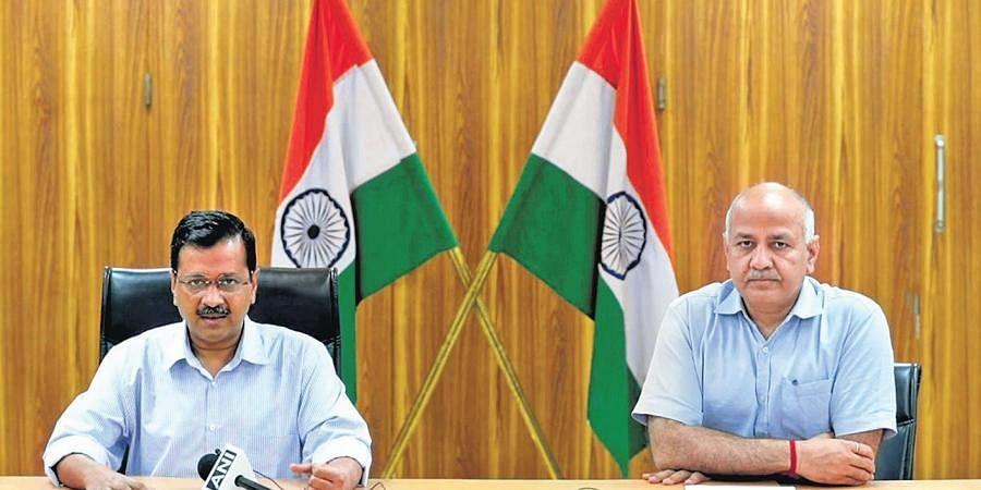 Arvind Kejriwal, Manish Sisodia