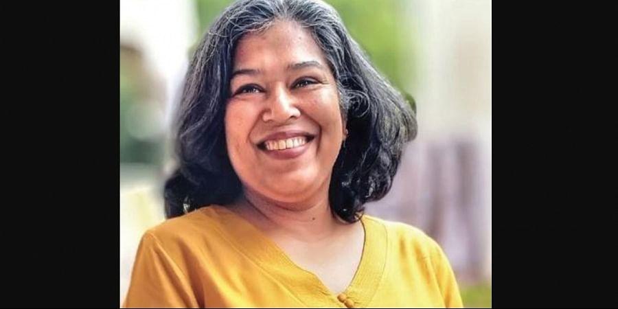 Writer Madhulika Liddle