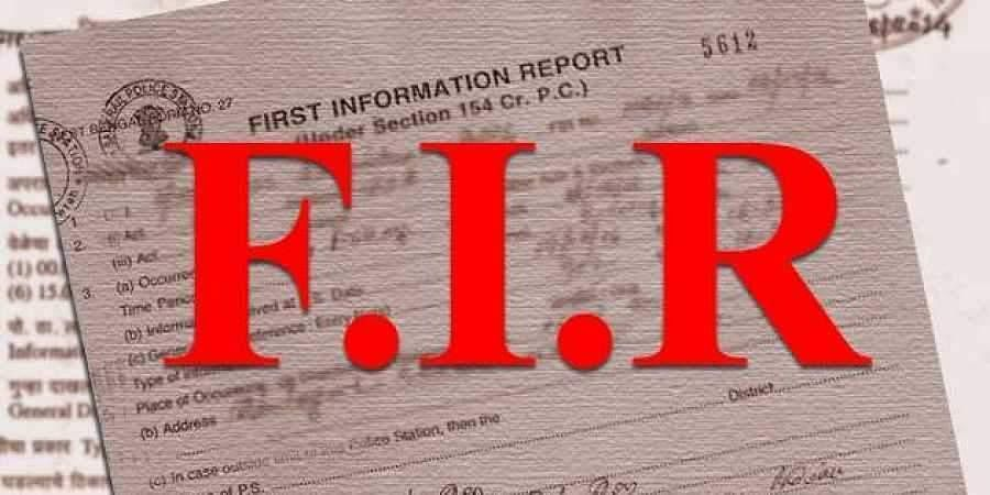FIR, First Information Report