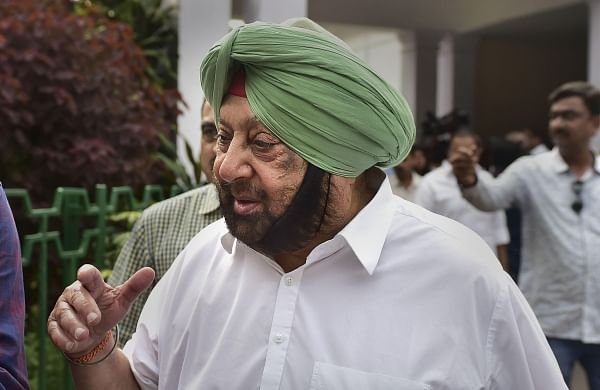 Punjab CM Amarinder advises all his ministers to undergo coronavirus test