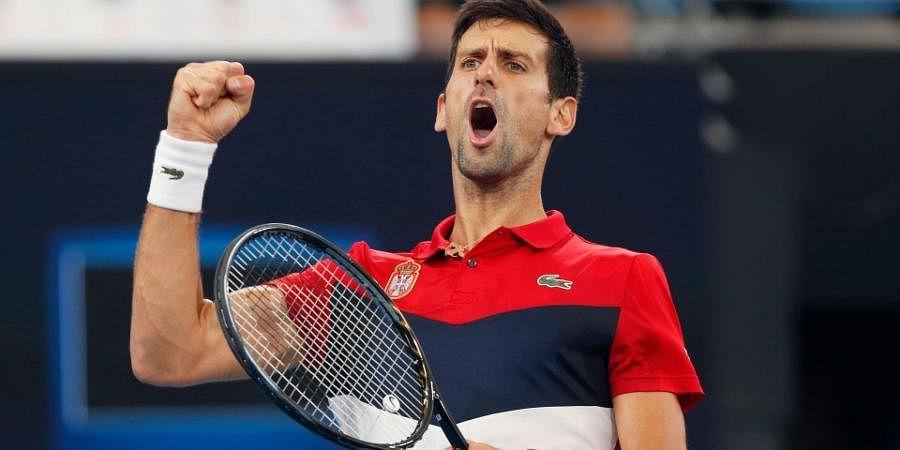 ATP World Number One Novak Djokovic