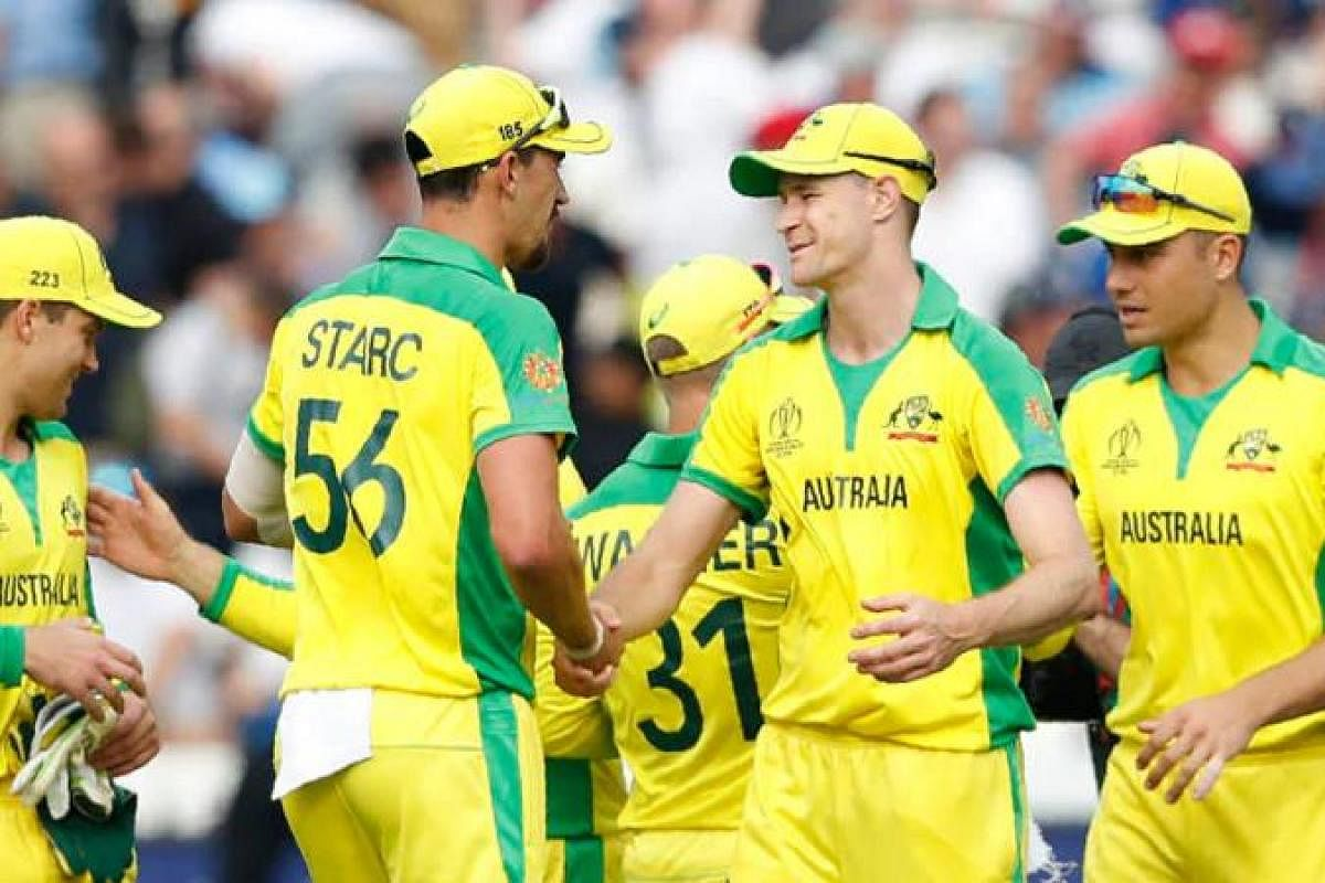 Australia Name 21 Member Squad For England Tour The New Indian Express
