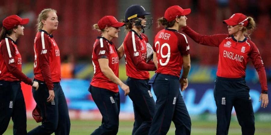 English women's cricket team