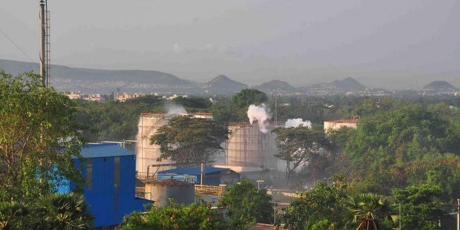 LG Polymers, vizag gas leak