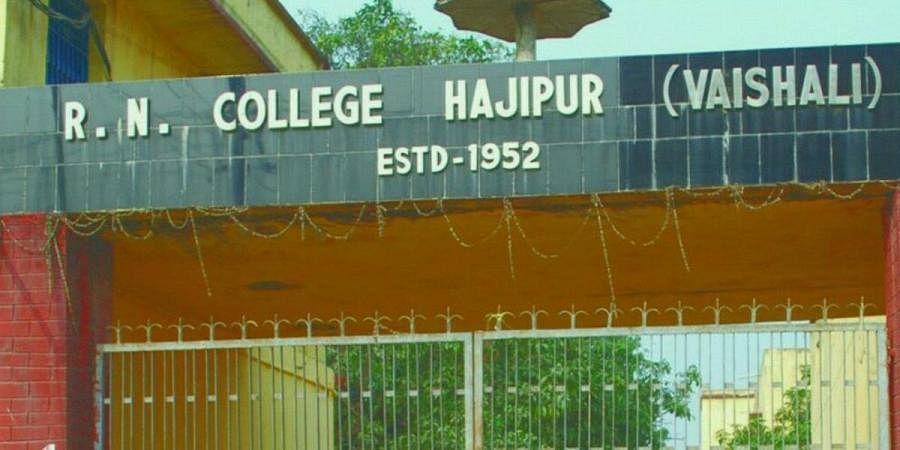 RNCollege in Hajipur