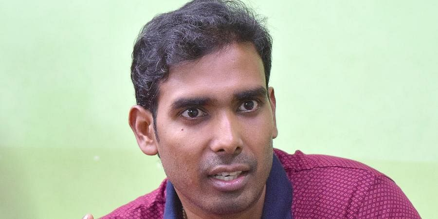 Table tennis ace Sharath Kamal
