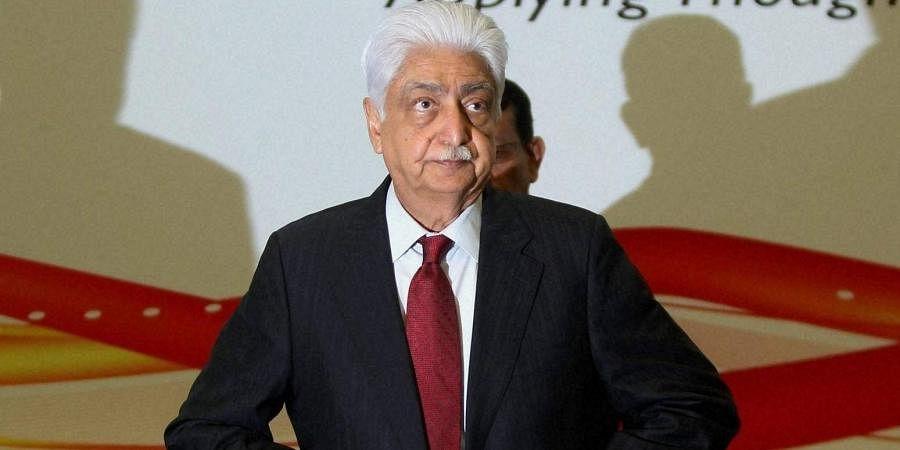 Azim Premji: Wipro chairman Azim Premji has donated 132 million US dollar. (File Photo   PTI)