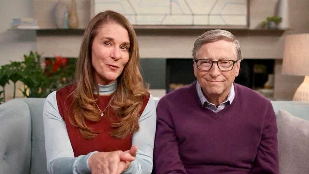 Bill and Melinda Gates: The Microsoft co-founder, along with his entrepreneur wife, have donated 255 million US dollar. (Photo | Youtube Screengrab)