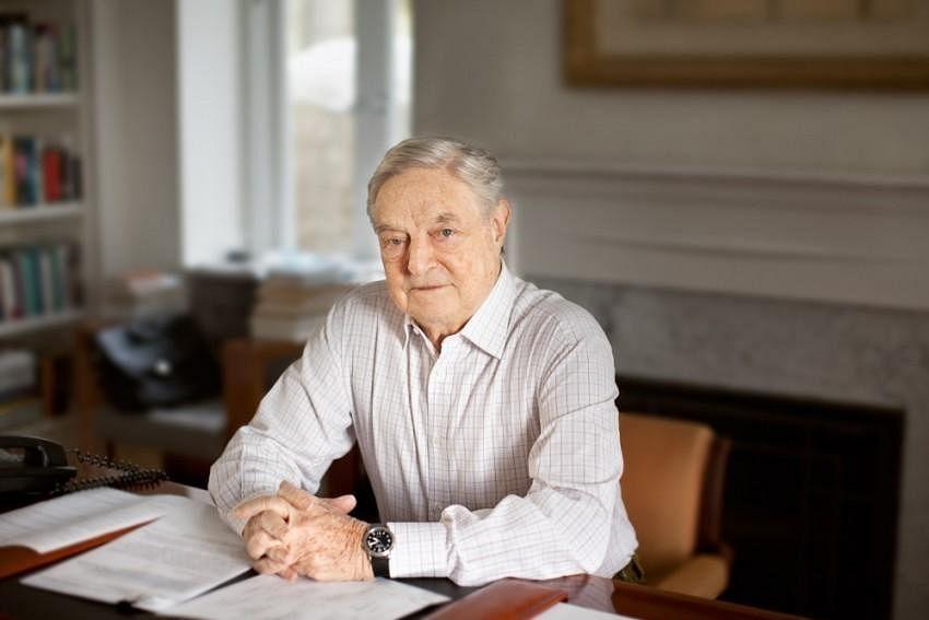 George Soros: The Hungarian-American billionaire has donated 130 million US dollar. (Photo | georgesoros.com )