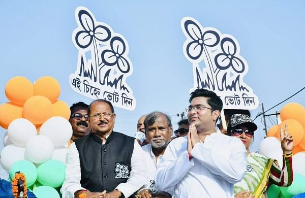 TMC MP Abhishek Banerjee holds central government responsible for hike in petrol, diesel prices