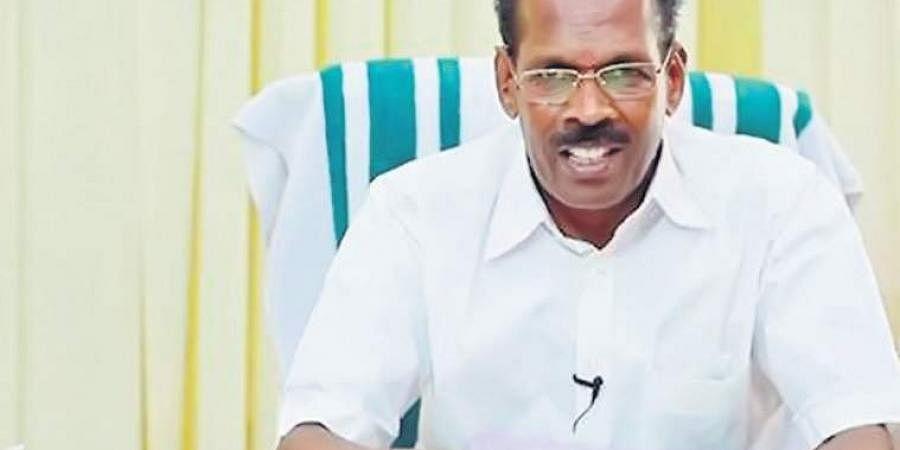 Kerala Labour and Skills Minister T P Ramakrishnan