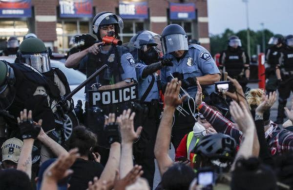 US Journalists covering George Floyd's death protestsface assault, arrest