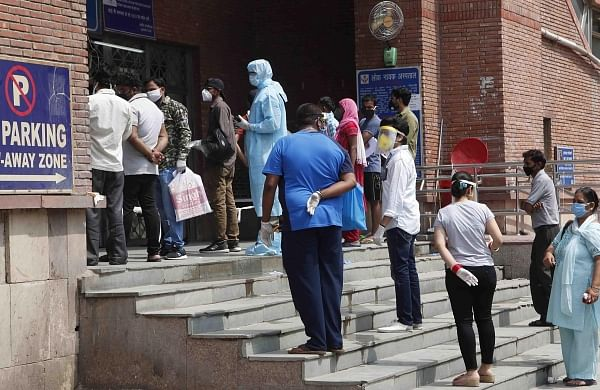 Senior ICMR scientist, CRPF official test positive for coronavirus in Delhi
