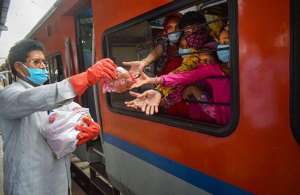 Unlock 1: Railways beginsservices as 200 passenger trains resume under first phase