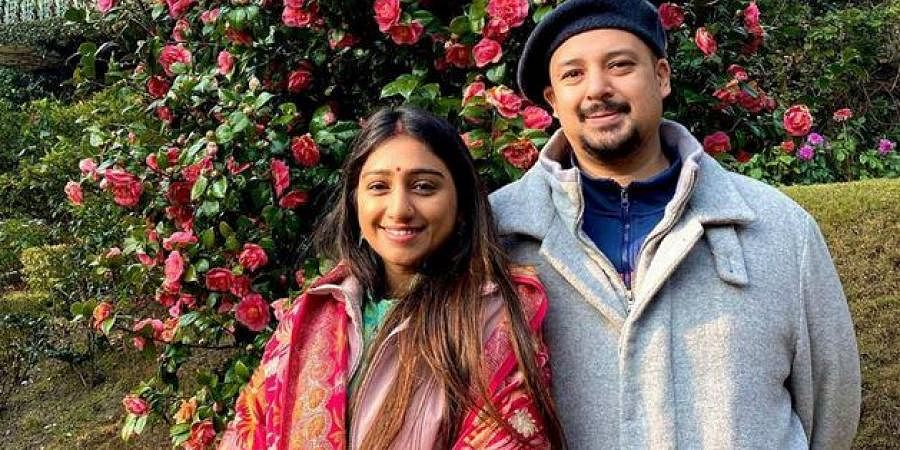 Mohena Kumari Singh and Suyyesh Rawat tied the knot in October last year. (Photo | Insta)