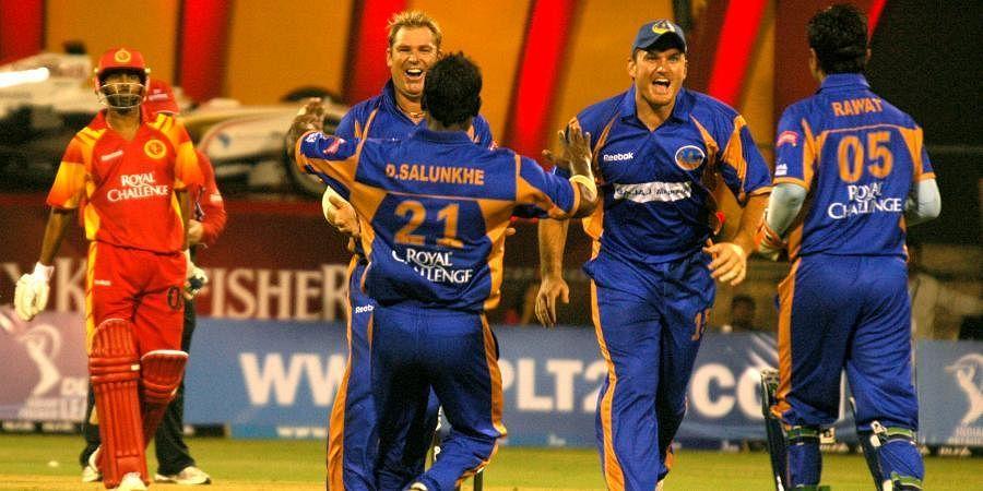Rajasthan Royals 2008 team