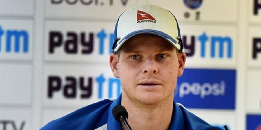 Australian batsman Steve Smith