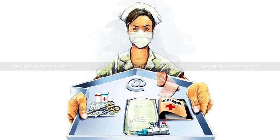 Nurses, medicine