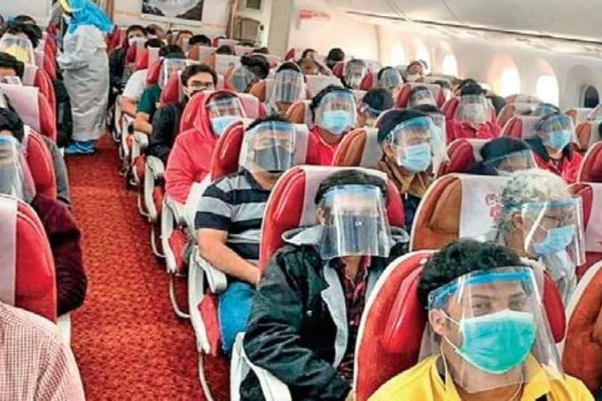 Vande Bharat Mission: Ticket sale for phase-III of evacuation begins- The New Indian Express