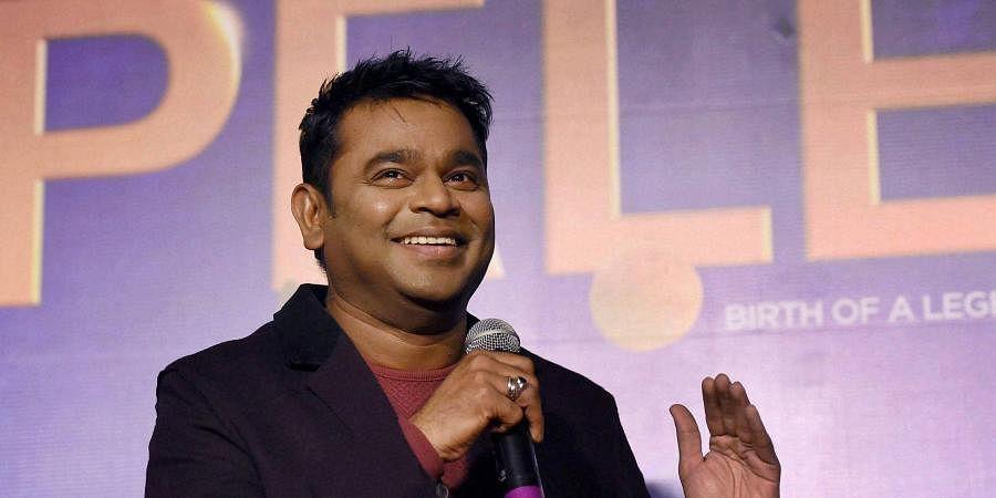 Music composer AR Rahman