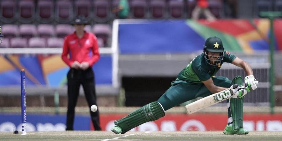 Pakistan's Haider Ali. (Photo   AFP)