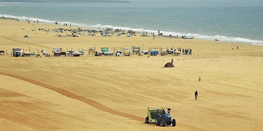 Chennai beaches