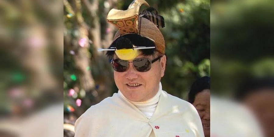 Arunachal Pradesh BJP leader Nabam Rebia
